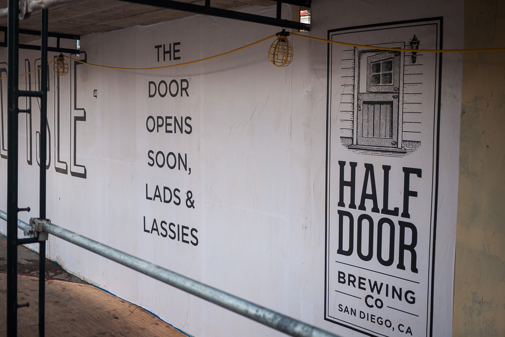 Half Door Brewing Co.